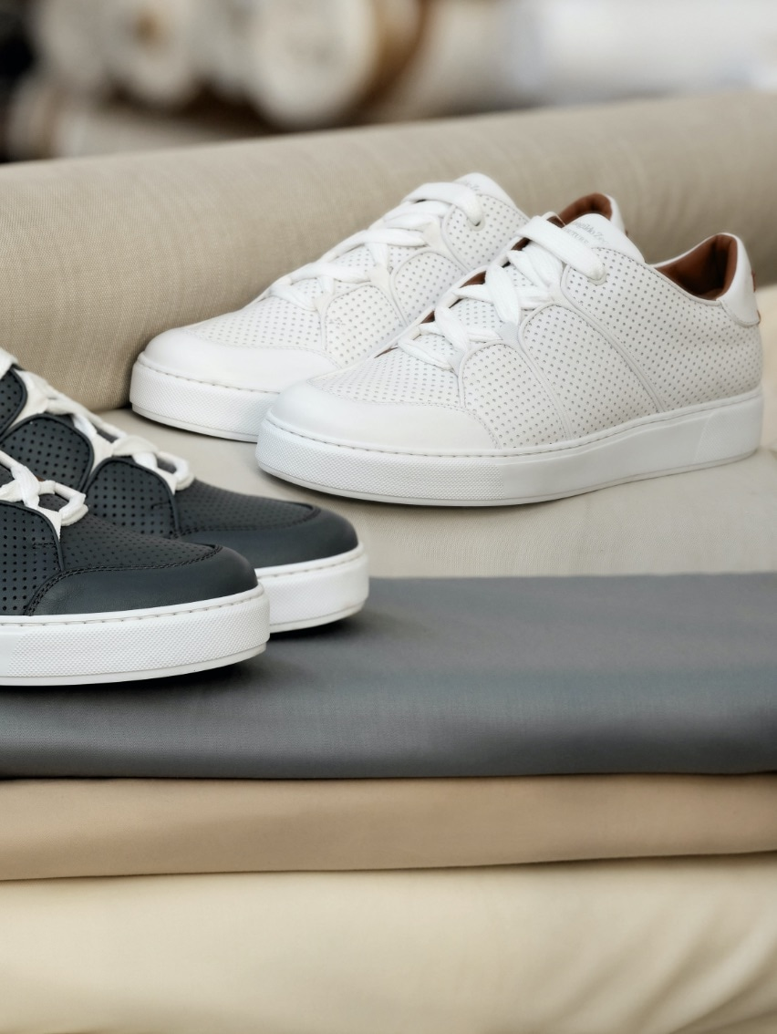 Spring Summer sneakers selection | Zegna