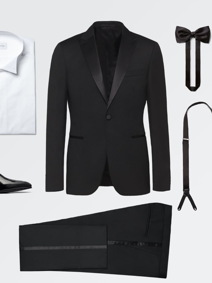 Occasion wear for men | Ermenegildo Zegna