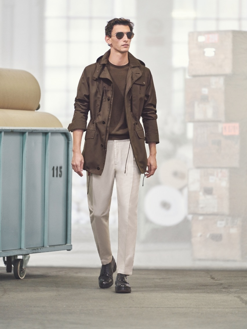 Men's sophisticated casual clothing | Zegna