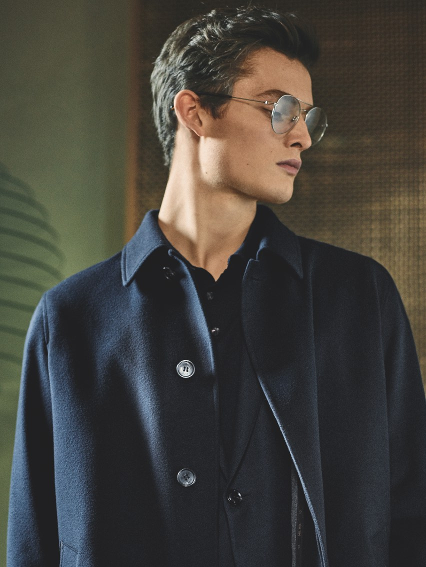 Wool 12 MiL MIL men's clothes | Zegna