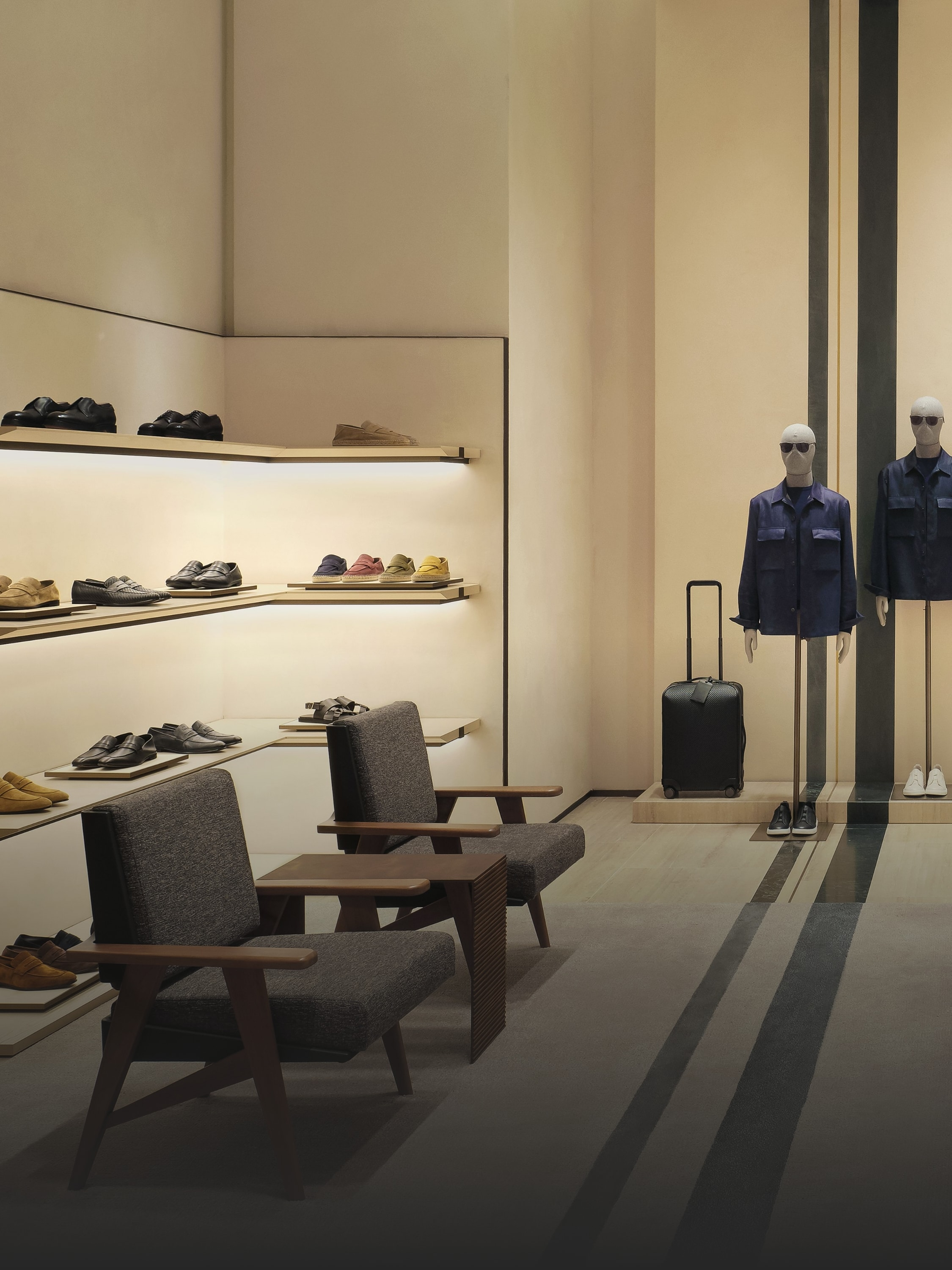 Book an appointment in boutique | Zegna