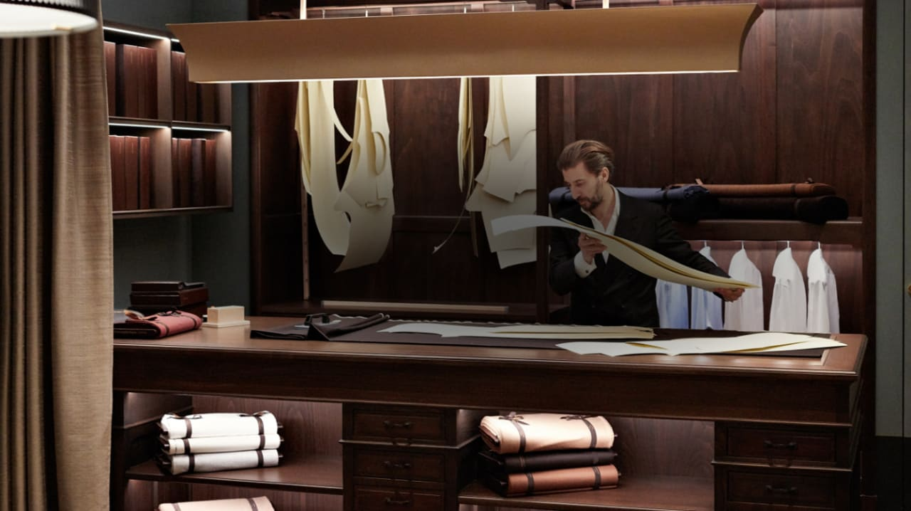 Custom crafted clothing for men | Zegna