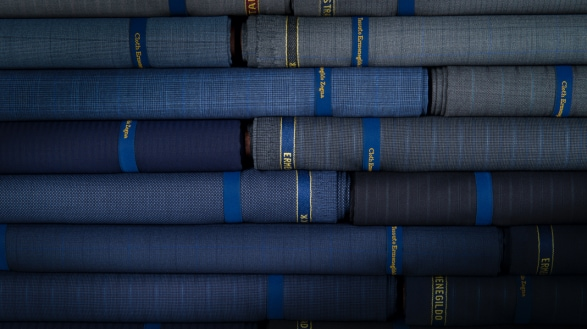 Book an appointment to have your customized outfit crafted | Zegna